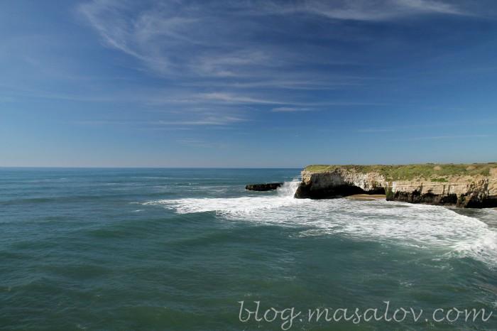 Northern California Coast / Берег Северной Калифорнии