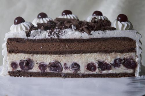 Торт Чёрный лес от Пьера Эрме