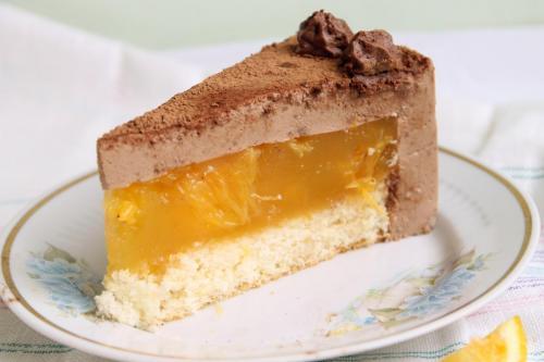 Торт Делиция